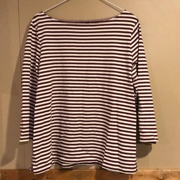 🤑Land's End blouse